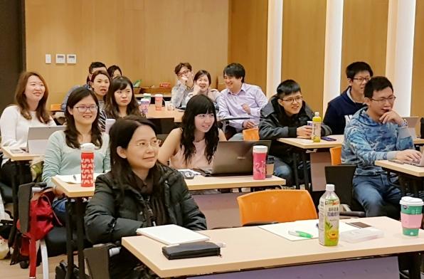 教授課程於【清華大學財務金融碩士在職班】