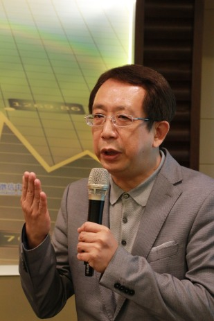 擔任主講人 【FinTech 理財新浪潮 - 機器人理財趨勢與創新應用】@ 台灣經濟力論壇.